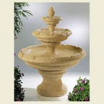 3-Tier Provonce Fountain