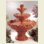 3-Tier Rose Fountain