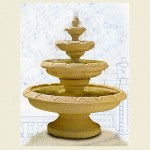 4-Tier Provonce Fountain