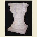 Corinthian Table Pedestal
