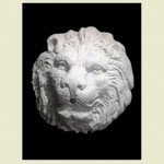 Leo mask Wall Plaque