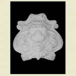 Majestic Lion Head Wall Plaque
