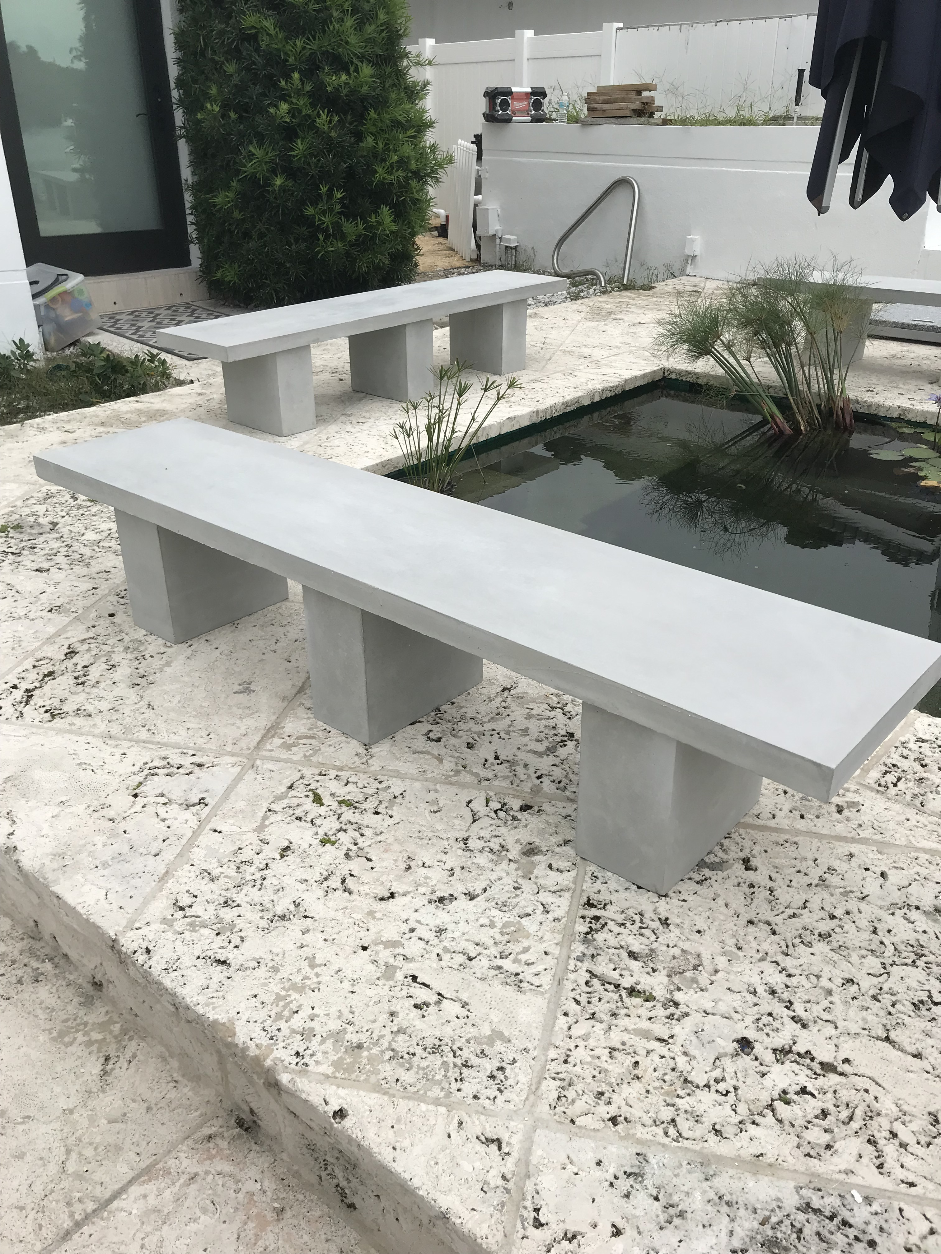 Incredible Cast Stone Tables And Benches Artistic Statuary Spiritservingveterans Wood Chair Design Ideas Spiritservingveteransorg